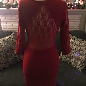 Dresses - Little Red Dress